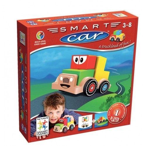 Smart Car - Brainteasing Game by Smart Games