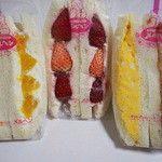 サンドイッチハウス メルヘン 大丸梅田店 - 北新地/サンドイッチ [食べログ]