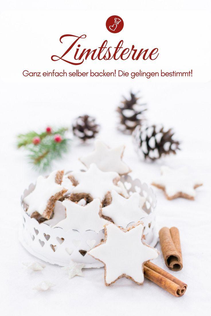Weihnachtsplätzchen International.Zimtsterne Rezept Einfach Saftig Und Glutenfrei
