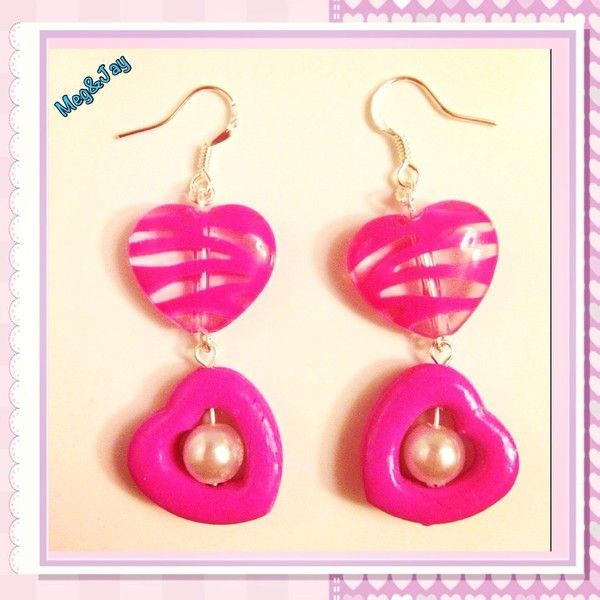 Fimo EarRings - jaymegfimo