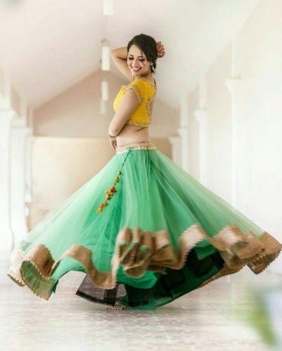 Indian Lehenga Ethnic Bollywood Choli Dupata Bridal Party Wear Designer Vcdas23 #Unbranded #Lehenga
