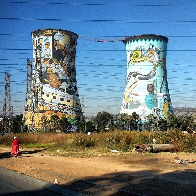 by Umei #visitgauteng