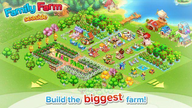 Feature Family Farm Seaside Family Farm Farm Games
