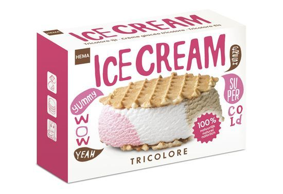 ice cream #design #fmcg
