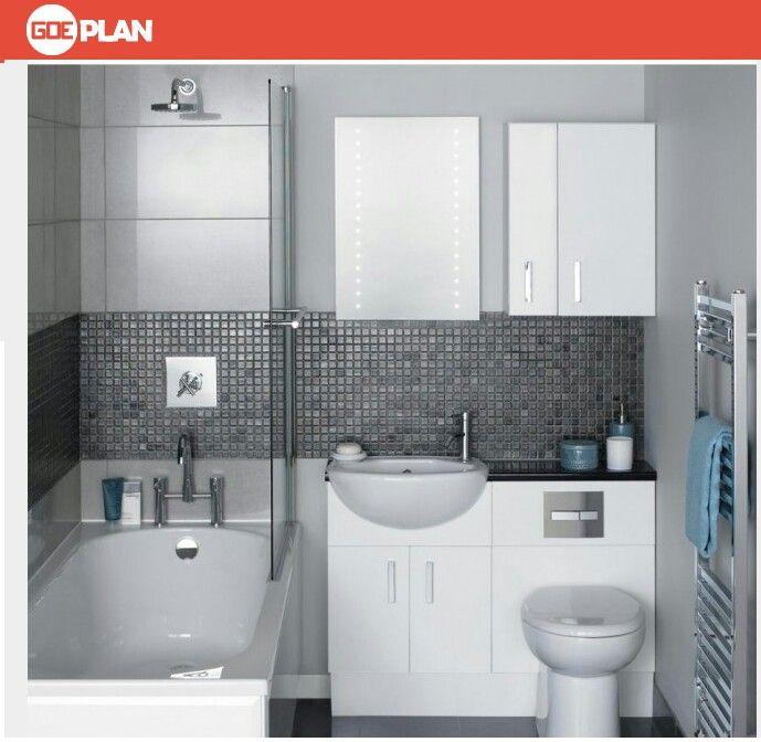 106 best baños images on Pinterest Beautiful, DIY and Bath - badezimmer 7m2
