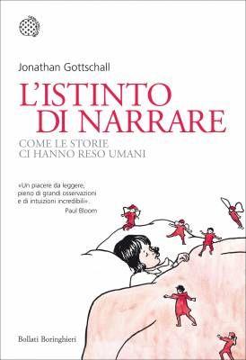 Jonathan Gottschall, L'istinto di narrare