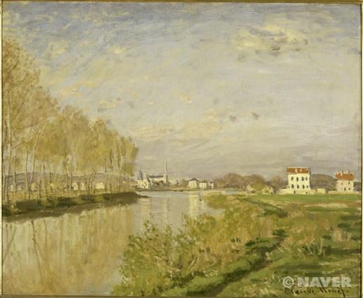 아르장퇴유의 센 강 (La Seine à Argenteuil)