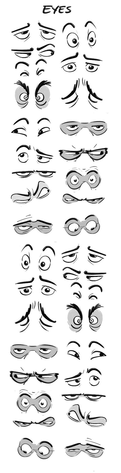 """""""Eyes Reference"""" 