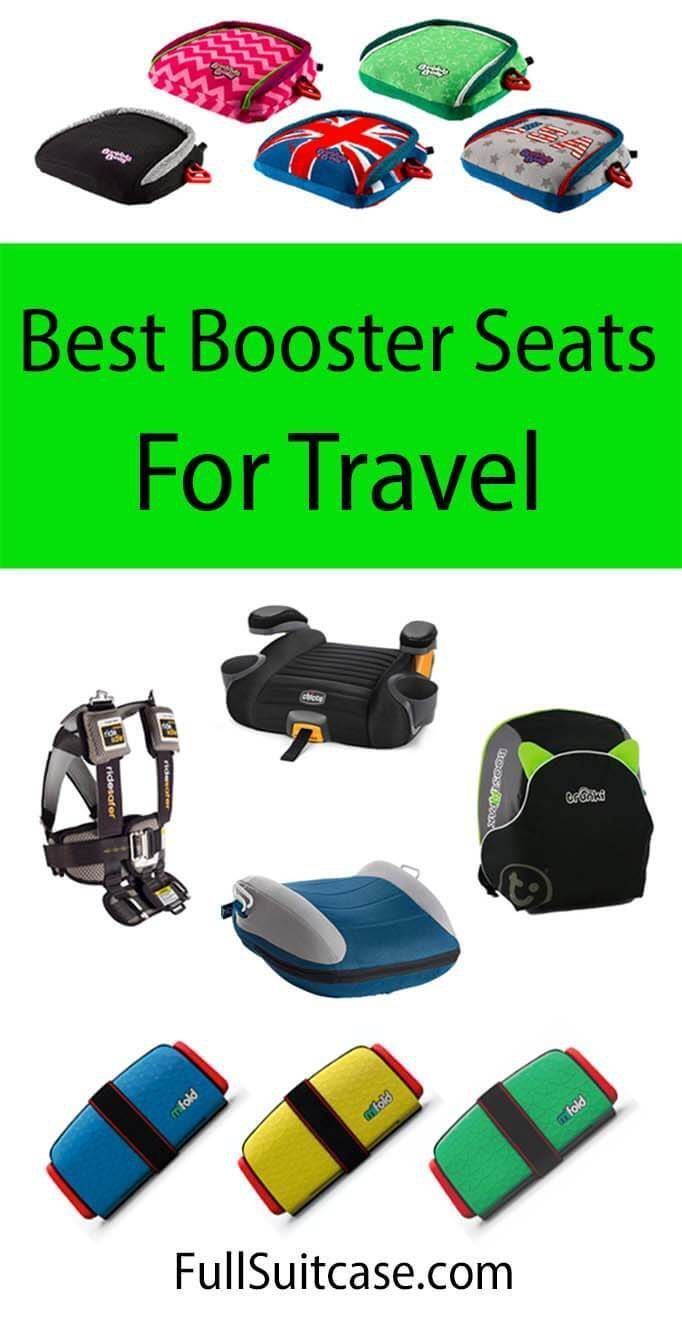 7 Best Travel Booster Seats (for 2020