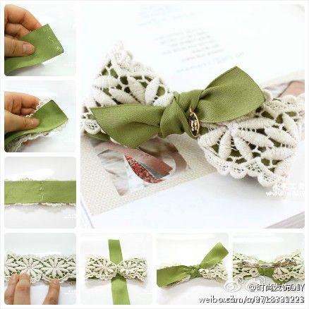 lace ribbon