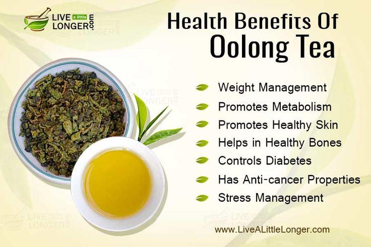 Incredible benefits of oolong tea #oolongtea #lll #livealittlelonger