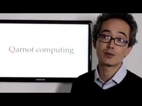 ▶ Présentation de l'entreprise francilienne Qarnot Computing - YouTube _  Le gaz et l'électricité n'ont qu'à bien se tenir ! Car désormais pour se chauffer, le citoyen pourrait faire appel à la Big Data ! Ou quand le calcul devient source d'énergie...