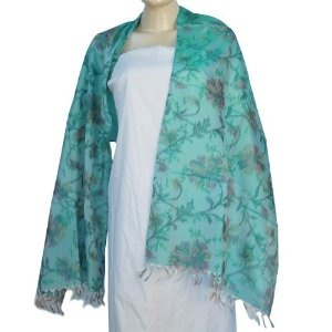 Scarf for Women Clothing Fashion Apparel Indian Gifts 22 X 72 Inches (Apparel)  http://howtogetfaster.co.uk/jenks.php?p=B001LE7NDQ  B001LE7NDQ