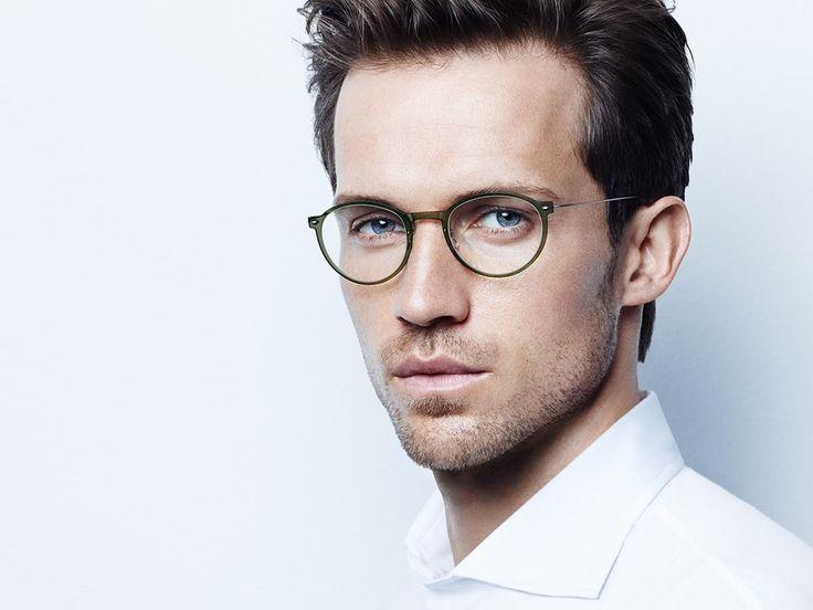Gafas graduadas para hombre modelos n.o.w de  LINDBERG #EyeWear
