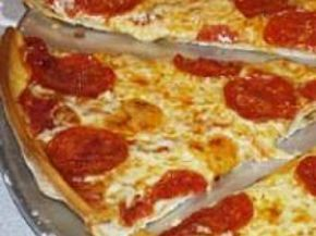 """Pizza Hut Style"" Thin Crust Pizza Dough"