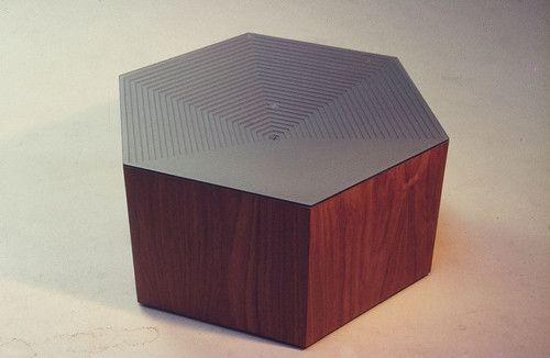 1970's piece by artist Tony Delap