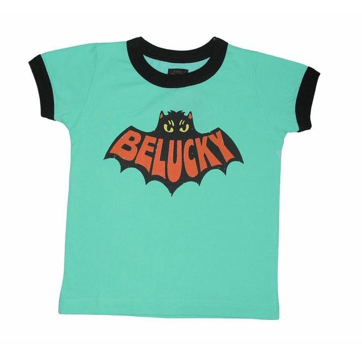 BE LUCKY // Camiseta BATT TEE