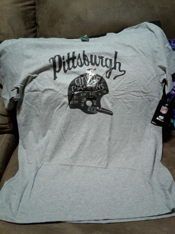 Nike Men's Pittsburgh T-Shirt