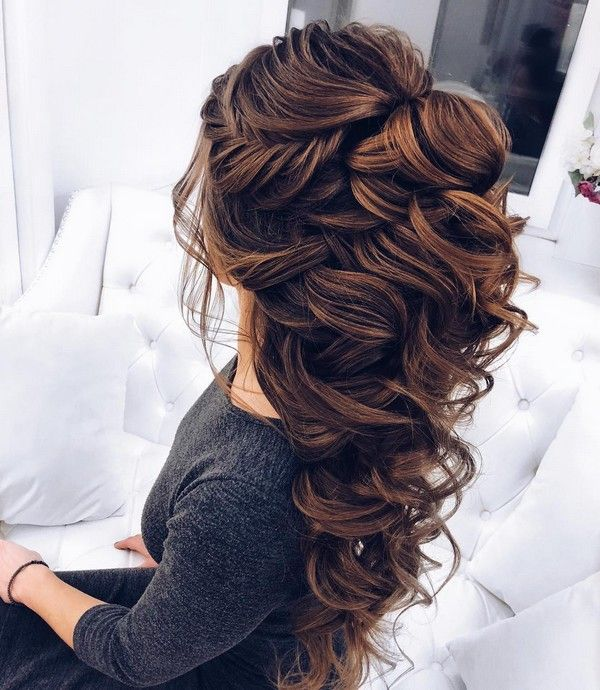 12 Finest Marriage ceremony Hairstyles from Elstile