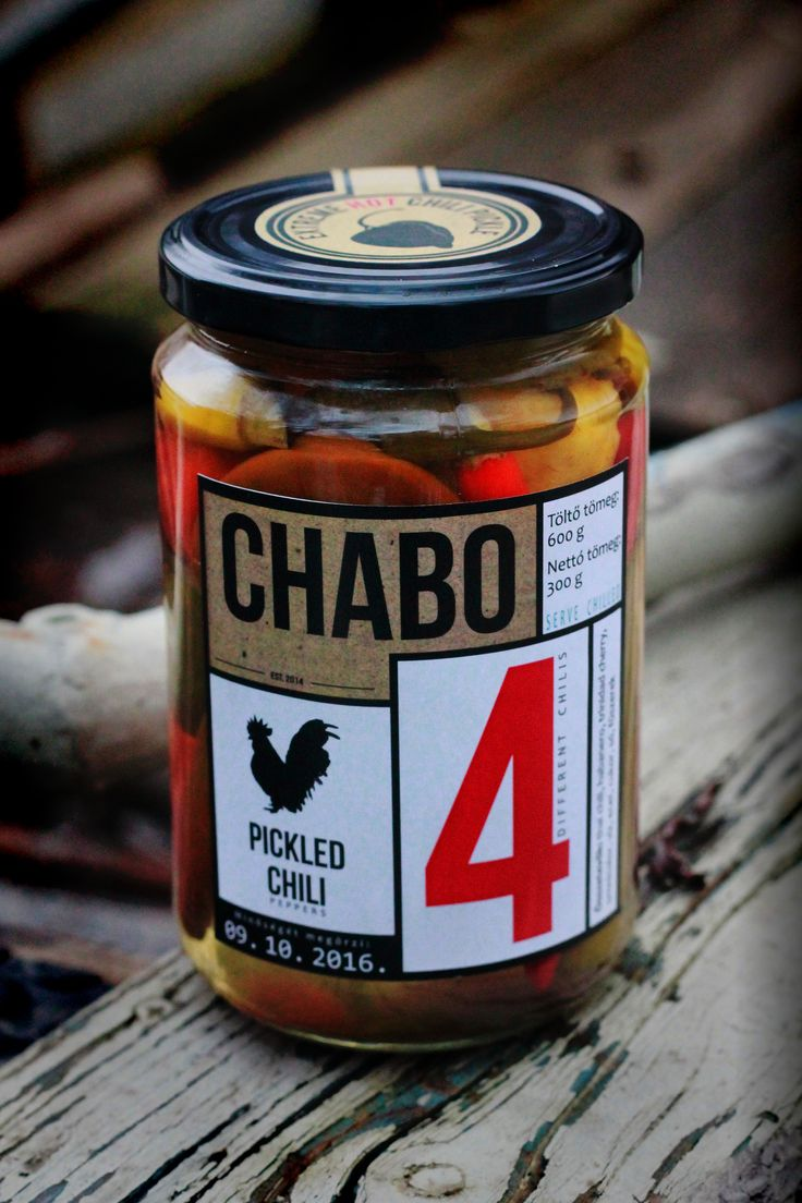 #Chabo#pickled#chili