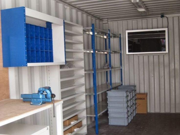 17 melhores ideias sobre container oficina no pinterest for Container oficina