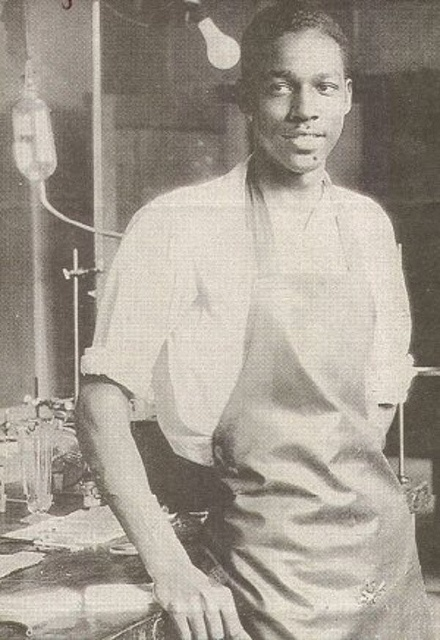 The most untalked about, unappreciated, unknown giant in the African American community - [b. 1910 - d. 1985] Vivien Thomas