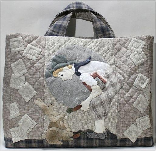 貝田明美材料包 手提袋/回憶