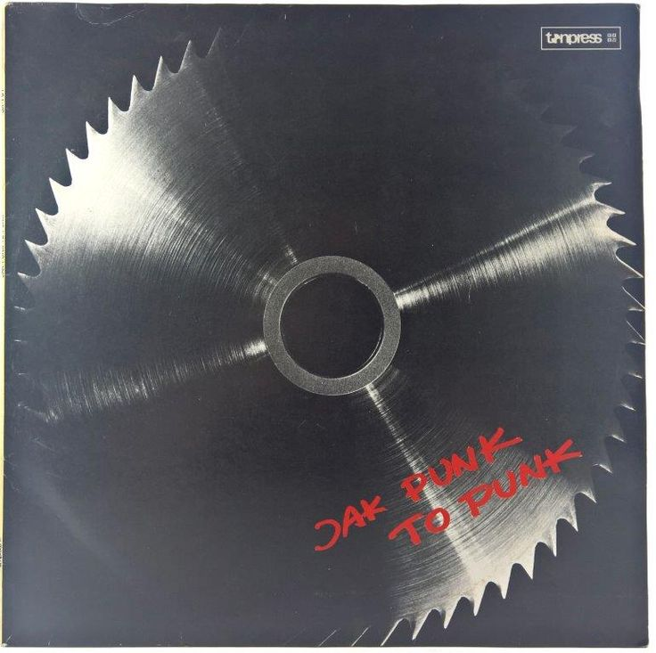 Various - Jak Punk To Punk