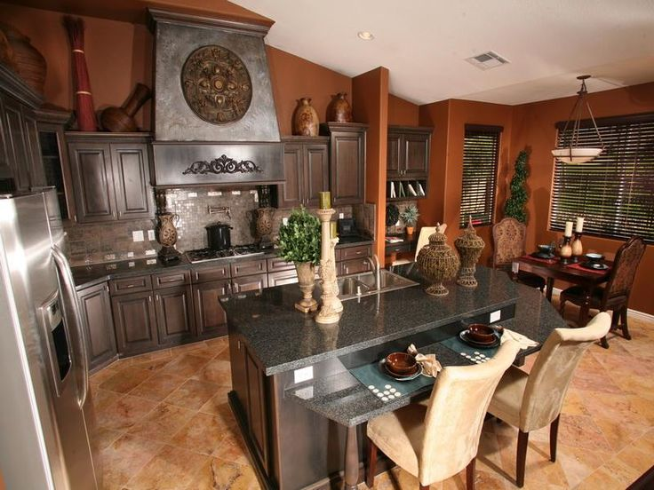 Kitchen Design Old World Style Home Decorating Ideas, Absolutely Loooove  This Kitchen !