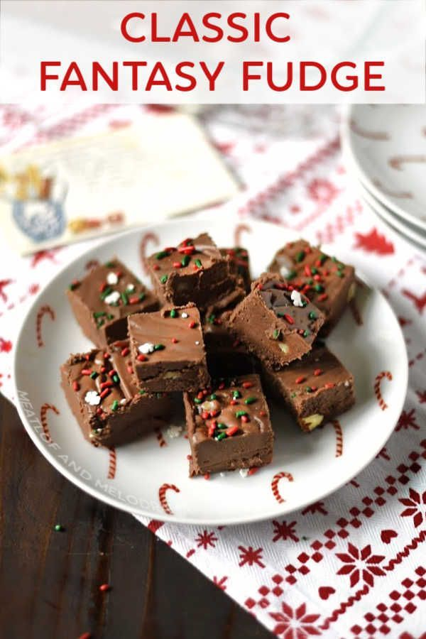 Classic Fantasy Fudge Recipe Meatloaf And Melodrama Recipe Fudge Recipes Fantasy Fudge Recipe Fantasy Fudge