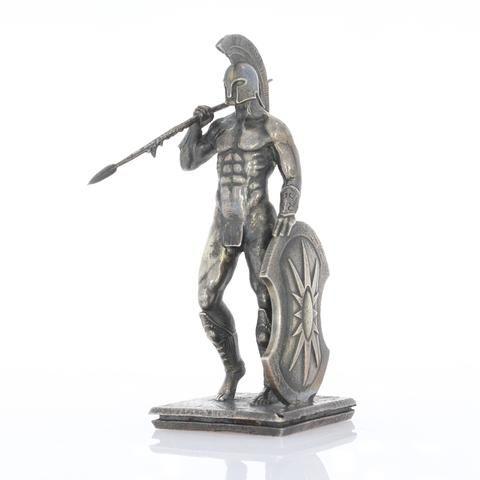 Frazetta's Atlantis - 4+ Ounce Silver Statue