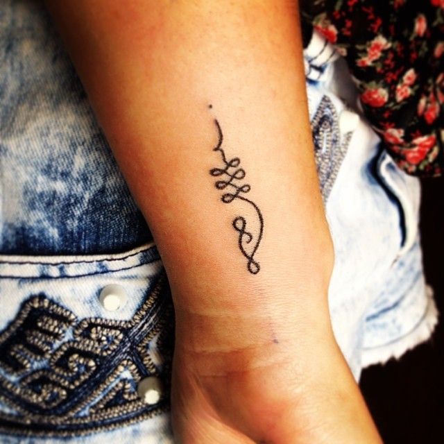The Unalome: 17 Best Images About Unalome Tattoo Inspo On Pinterest
