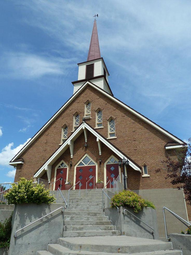Cornwall (église Saint-Jean-Bosco), Ontario, Canada (45.027236, -74.738023)
