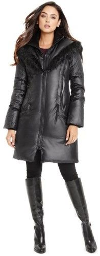 GUESS by Marciano Women's Jayde Down Puffer Coat