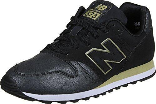 Oferta: 66.53€. Comprar Ofertas de New Balance - WL373NG-373, Zapatillas de Running Mujer, Negro (Black 001), 38 EU barato. ¡Mira las ofertas!
