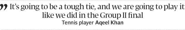 Davis Cup tie: Pakistan depart for Sri Lanka - The Express Tribune