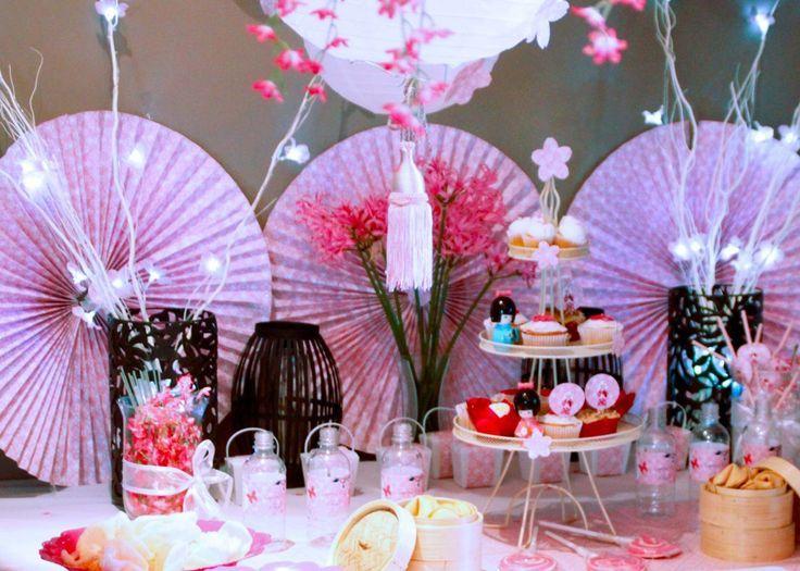 M s de 1000 ideas sobre fiestas tem ticas japonesas en - Decoracion japonesa para casa ...