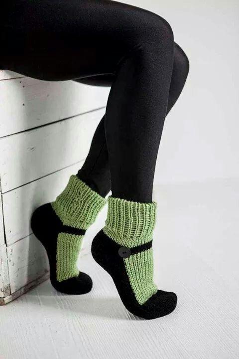 Ballerina Socken