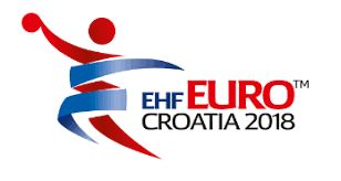 EHF Euro Croatia 2018 - European Men's Handball Championship - 2018 EHF European Men's Handball Championship is the 13th edition, hosted for the second time in Croatia on January 12-28, 2018. Croatia was awarded hosting the tournament during the EHF congress in Dublin on September 20, 2014.