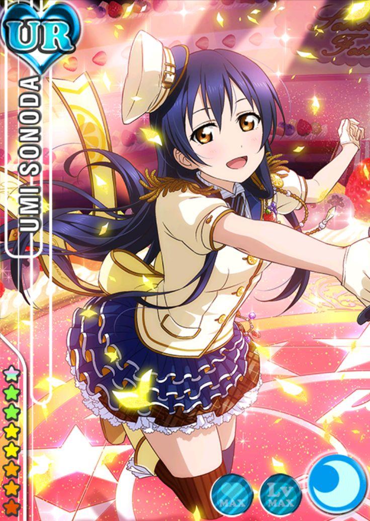 Love live character kotori minami 5