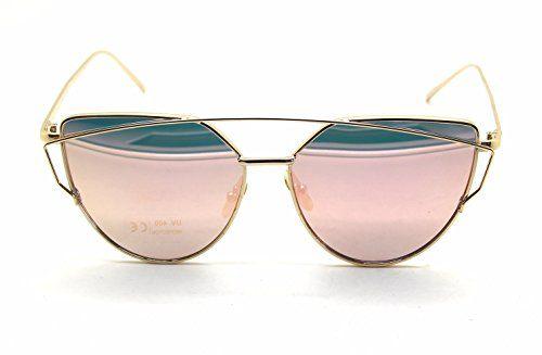 #Arbeiten #Sie #Frauen #Katzenaugen #Sonnenbrille #Klassische #Marken #Designer #Twin #Beams #Sonnenbrille #Dame #Beschichtung #Spiegel #Flat #Panel #Objektiv #Gläser #(Gold #Rahmen / #Gold #Linse) Arbeiten Sie Frauen Katzenaugen Sonnenbrille Klassische Marken Designer Twin Beams Sonnenbrille Dame Beschichtung Spiegel Flat Panel Objektiv Gläser (Gold Rahmen / Gold Linse), , Maxi-Cat-Augen-Entwurf, Modernes Design mit All-Metallrahmen, Polarisierter Spiegel-Objektiv, ,