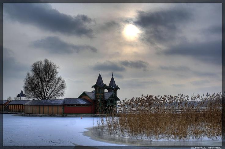 Keszthely in winter | Balaton | Hungary