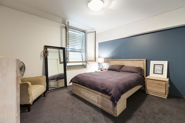 Keep it neutral with a timber fit out. | 3102/1 Alexandria Drive, Camperdown