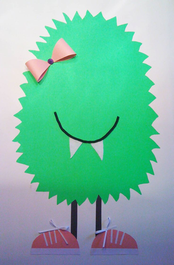 PDX Nanny: DIY Project: Stick The Eye on the Monster game! - for my classroom theme of monsters  I could use this for my door!