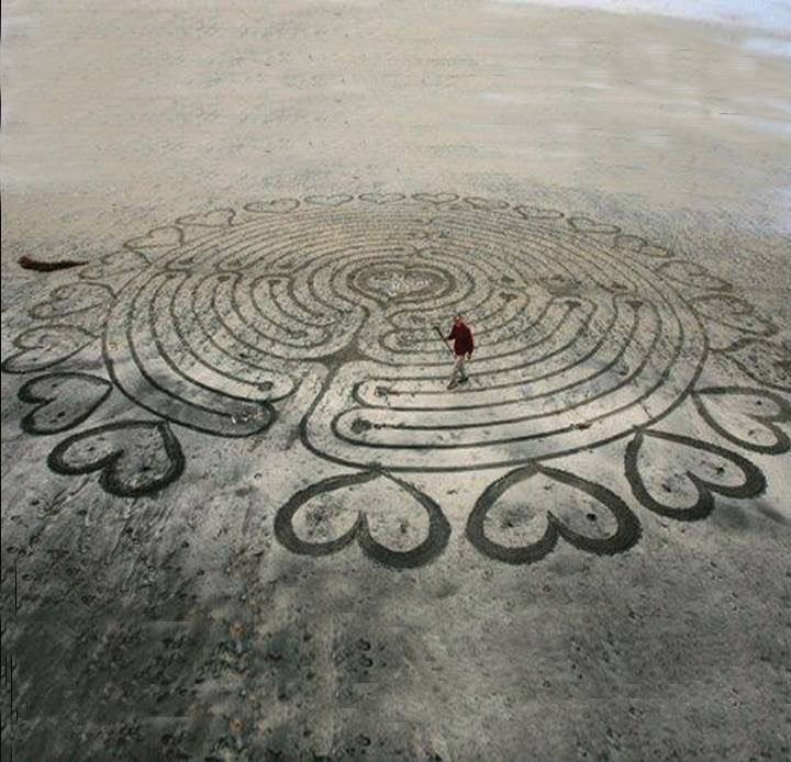 888 Best Labyrinths Images On Pinterest