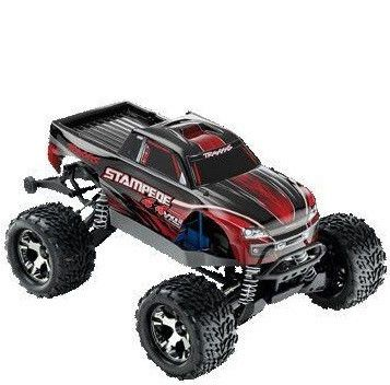 1/10 Stampede VXL 4X4 RTR w/iD Connector By Traxxas