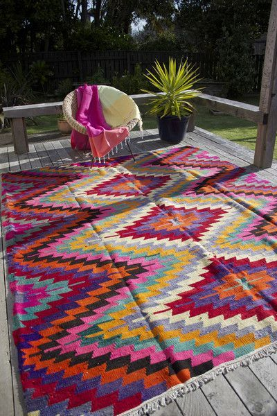 A Bright Coloured Statement Rug Is An Easy Purchase For Nursery Of The Pa Who