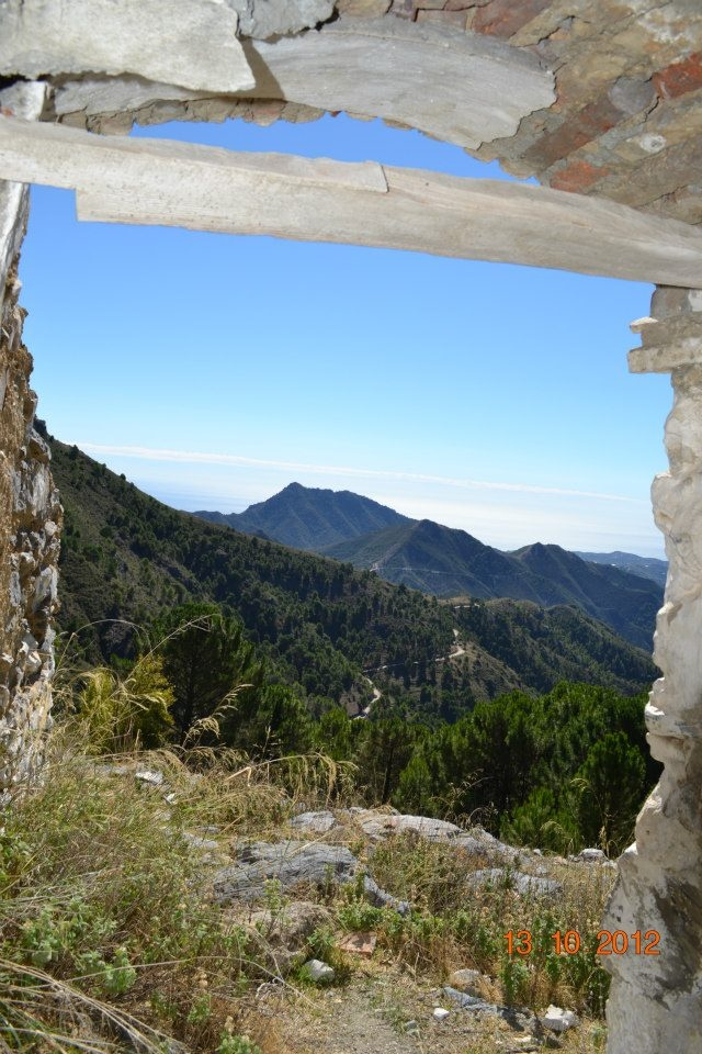 It's great hiking here! We can bring you to the most incredible places with spectacular views. Let us surprise you! Andalucía, Spain. http://www.costatropicalevents.com/en/active/hiking.html