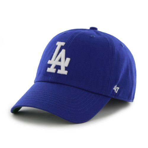 MLB Los Angeles Dodgers '47 Franchise Fitted Hat, Royal, ... https://www.amazon.com/dp/B00CAYXMCC/ref=cm_sw_r_pi_dp_x_kur9xbBK54EYQ