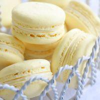 Oh-So-French Lemon Macaron Recipe